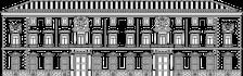silueta edificio Palacio de los Consejos